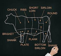 遼寧省大連市から高速道路で40分ほどの郊外にある雪龍黒牛養殖牧場で生産されている雪花牛肉は500グラムで最高2000元(約3万2660円)もする高級牛肉だ。中国メディアの環企網は、雪花牛肉の生産方法は「牛肉の神と称される神戸牛ですら敵わない」と論じた。(イメージ写真提供:123RF)