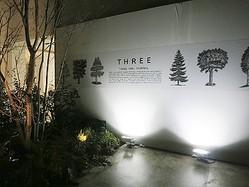 THREE 女性の美を創造するウェブジャーナル 4月開設