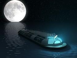 松本零士『 オズマ』、自身のプロデュース船「ホタルナ」と期間限定コラボ