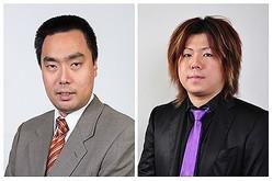 三浦九段(左)と橋本八段(右)の「直接対決」に注目(画像は将棋連盟公式サイトより)