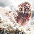 圧倒的なスケールで描かれる巨人たち  - (C) 2015 映画「進撃の巨人」製作委員会 (C) 諫山創/講談社