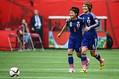 宮間あや、宇津木瑠美ら4人が選出 FIFAが女子W杯のベスト23を発表