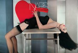 【インタビュー】NARS創始者兼クリエイティブ・ディレクターFrancois Nars(フランソワ・ナーズ) - 写真家Guy Bourdin(ギイ・ブルダン)とのコレクションを語る