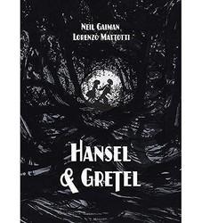 ヘンゼルとグレーテル再映画化、英国の作家ニール・ゲイマン版を。