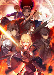 『Fate/Zero』 Blu-ray Disc Boxより