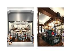 ロンドン発サイモン・テイラーがデザイン「ワークノットワーク」1号店が丸の内キッテに