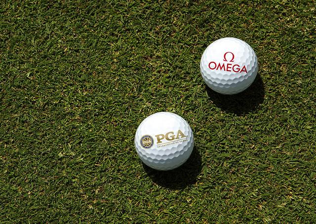 オメガ、PGAと5年間のスポンサー契約を締結!全米プロゴルフ選手権等の「オフィシャルタイムキーパー」に!