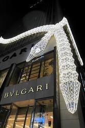 銀座の高級ブランド店が年末商戦に「攻め」