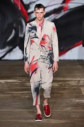 ミハラヤスヒロがパリに限定店 メンズコレクション「Wild at Heart」販売