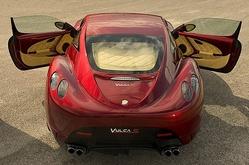 10台だけの限定生産、手作りの超高級車『Vulca S』