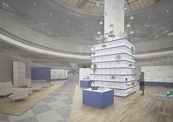 デザインオフィス「ネンド」北欧テーマに大塚家具とコラボショップ出店