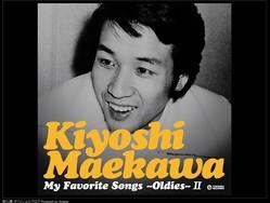 カバーアルバムを出した前川清(出典:http://ameblo.jp/kiyoshi-maekawa/)