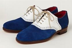 植田みずきENFÖLD 日本人デザイナーの英国靴ブランドとコラボ