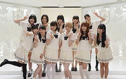 でんぱ組主演映画「白魔女学園」のカフェが渋谷パルコに