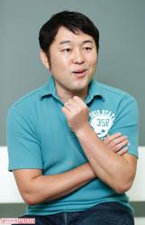 つぶやきシローさん 撮影/竹内摩耶