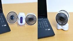 スマホを扇風機に変身させる? 水冷クーラー、ダブルファン、超小型など、最新USB扇風機がスゴイ