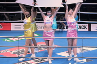 『K-1 WORLD GP IN YOKOHAMA』/ラウンドガール