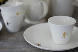 ミントデザインズ初のテーブルウェア 陶磁器の老舗ニッコーとコラボ
