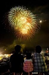 昨年の福島県会津美里市の様子