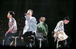 BIGBANG、約半年ぶりのステージ!スペシャルファンイベントドームツアー開幕!