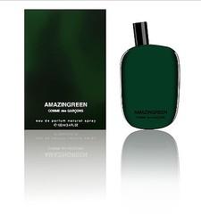コム デ ギャルソン 新たな香りは火薬とグリーンのフュージョン