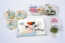 ニャンコ先生垂涎! 『夏目友人帳』七辻堂まんじゅうの菓子パン&和菓子発売