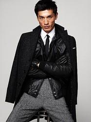 H&MのメンズモデルにDaisuke 日本人起用は初