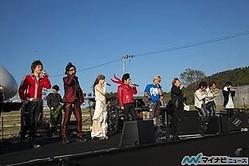 豪華9人のアーティストが秋晴れの石巻を飾る! 「アニぱら音楽館 EXTREME LIVE in 石巻」