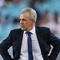 日本サッカー協会の大仁邦弥会長がアギーレ監督の続投を明言