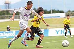 栄冠は埼玉県代表の新座片山FC少年団 16年ぶり2度目の優勝を果たす