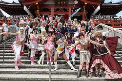 世界コスプレサミットに20ヶ国参加 カラオケやニコ生中継も