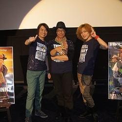 大ヒット記念! 主要キャストが東名阪3都市で舞台あいさつ –劇場版タイバニ