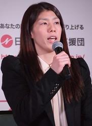 「金メダル級の頑張り」を見せた吉田沙保里選手