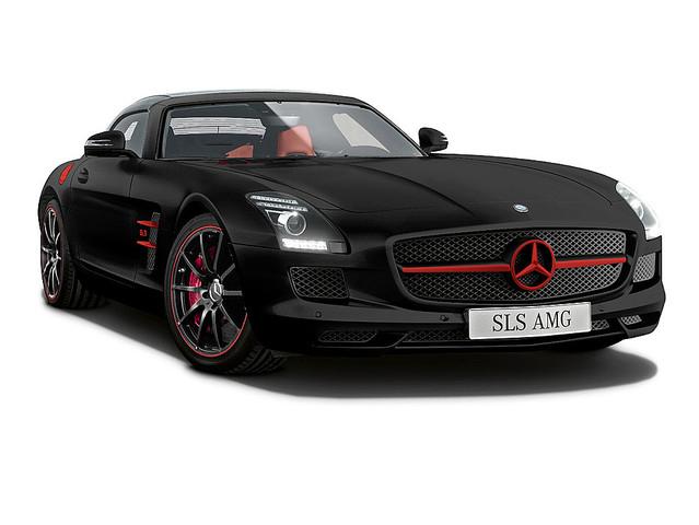 メルセデス・ベンツがSLS AMG(クーペ/ロードスター)の特別仕様車を限定販売!