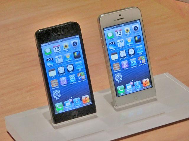 アップルらしいコダワリのデザイン!高性能で高級感あるiPhone 5を実体験