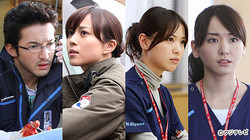 『コード・ブルー〜ドクターヘリ緊急救命〜THE THIRD SEASON』ビジュアル ©フジテレビ