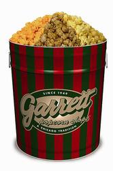 100人分のポップコーンを詰めた特大缶 ギャレットポップコーンショップスが発売