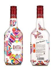 DITAデザインボトルにアーティスト金谷裕子を起用