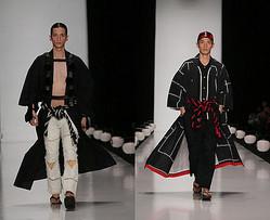 【動画】ロシアで日本の「粋」を表現 メンズ13ブランドが合同ショー
