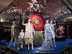 ケイタマルヤマが花見を開催 桜の下に着物や重箱