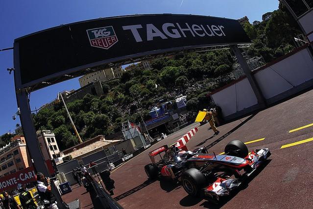 タグ・ホイヤーがモナコグランプリにて公式パートナーを務めました!