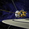 NASAの土星探査機「カッシーニ」が終焉へ 17年9月に土星の大気で蒸発予定