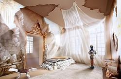 フェンディとデコラティブアートの著名デザイナーが空間制作