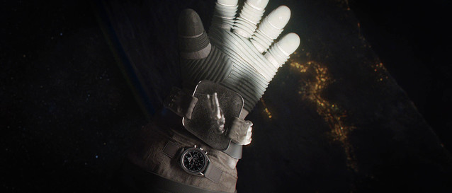 映画「ゼロ・グラビティ」でオメガ スピードマスターが再び宇宙へ!