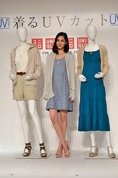 ユニクロ春夏の新定番「着るUVカット」2200万枚販売へ