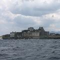 「軍艦島」としても知られる端島(はしま)炭鉱(長崎市)も世界文化遺産に登録された