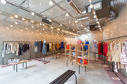 カルヴェン 世界最大の路面店が表参道にオープン