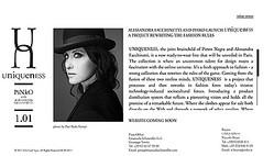 アレッサンドラ・ファキネッティが「Uniqueness」で復帰、PINKO創設者とタッグ