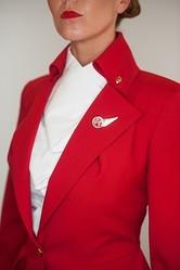 ヴィヴィアンがデザインした制服 ヴァージンアトランティック航空が初公開