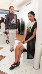 トーガ、ロンドン・ファッションウィークに初参加
